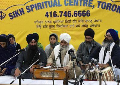 Sikh Darbar Keertan