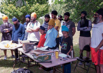 Singhs Camp sports